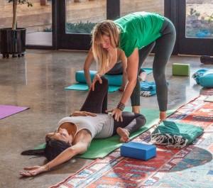 THS yoga